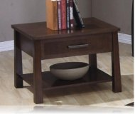 Ash Occasional End Table