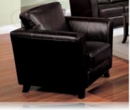 Brady Leather chair