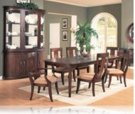 Broadway 7 Pc. Dining Set + China