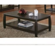Cappuccino Finish Coffee Table