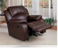Copeland Brown Recliner