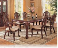 Fenland 7 Pc. Cherry Dining Set