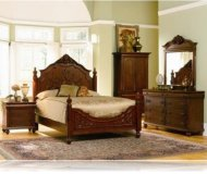 Isabella KE 5 Pc. King Bedroom Set