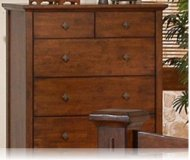 Jackson City Bedroom Chest