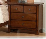 Jackson City Bedroom Night Stand