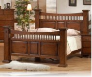 Jackson City Cal. King Bedroom Bed