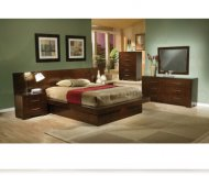Jessica 5 Pc. Queen Bedroom Set