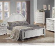 Kayla White 5 Pc. Queen Bedroom Set