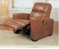 Massage Brown Recliner Chair