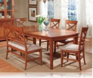 Metropolitan 7 Pc. Dining Set