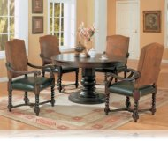 Montgomery Dining 5 Piece Set