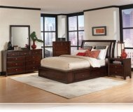 Nadine KE 5 Piece King Bedroom Set