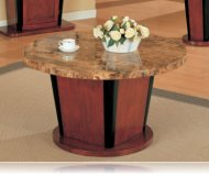 Occasional Coffee Table - Marble Top