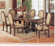 Palermo 7 Pc. Dining Set
