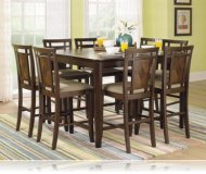 Parquet Square 5 Piece Dining Set