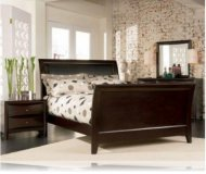 Phoenix KE 5 Pc. King Sleigh Bedroom Set