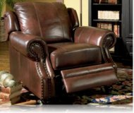 Princeton Leather Recliner