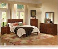 Resin KE 5 Pc. King Bedroom Set