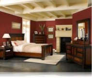 Rosalinda KE 5 Pc. King Bedroom Set