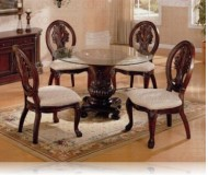 Rother 5 Pc. Cherry Dining Set