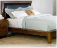 Samantha Cal. king Bedroom Bed