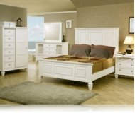 Sandy KE 5 Pc. King Bedroom Set