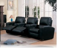 Studio 3 Home Theater Recliner