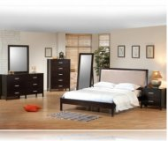 Ventura 5 Pc. Queen Bedroom Set