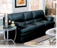Verona Leather Sofa