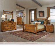 William KE 5 Pc. King Bedroom Set