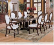 Wynn 7 Pc. Cherry Dining Set
