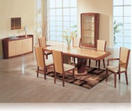 Gabriella 7 Pc. Dining Room Set