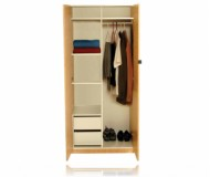 Basics 571 Bedroom Wardrobe