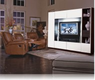 Bruno Flat Panel TV Furniture