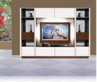 Joseph Flat Panel TV Furniture