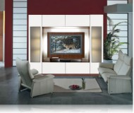 Sawyer Flat Panel TV Furniture
