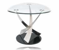 Eclipse Freeform End Table