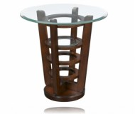 Hudson Round End Table