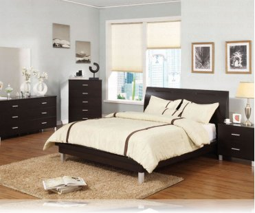 Aare 5 Pc. Queen Bedroom Set