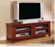 Allerdale  cherry wood tv stand
