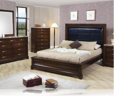 Andrea 5 Pc. Queen Bedroom Set
