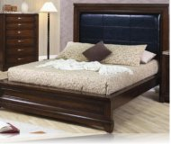 Andrea Queen Bedroom Bed