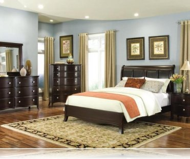 Arlene KE 5 Pc. King Bedroom Set