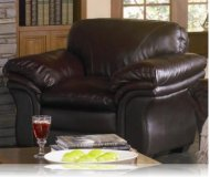 Ashur Leather Chair