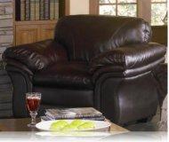 Ashur Leather Chair