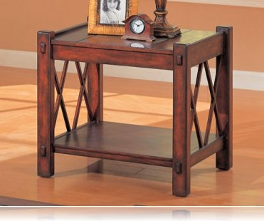 Bakersfield End Table Accent Tables Coaster 700447