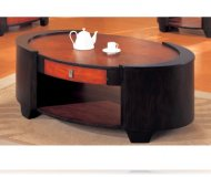 Belvedere Oval Coffee Table