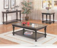 Bradford 3 Pc. Occasional Table Set