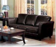 Brady Leather Sofa