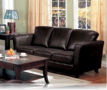 Brady Leather Sofa